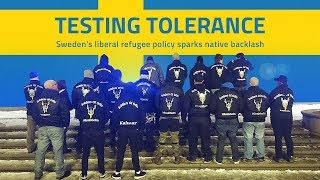 Testing Tolerance: Swedes are saying 'enough', to immigrants, no-go  zones, sharia law & gang rapes