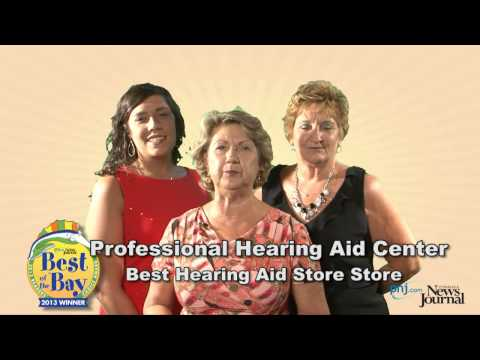 Professional Hearing Aid