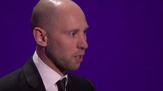 Anderson gives emotional speech after winning Bill Masterton Trophy