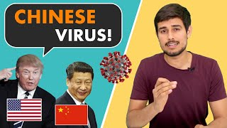 USA-China Coronavirus Conflict   Explained by Dhruv Rathee