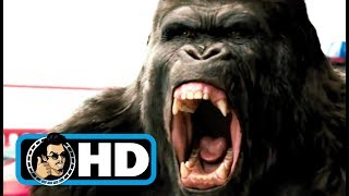 Rise of the Planet of the Apes (2011) Movie Clip - Gorilla vs. Helicopter |FULL HD| Andy Serkis