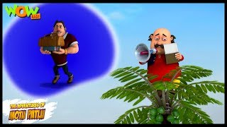Motu Patlu New Episode | Hindi Cartoons For Kids | Boxer Ki Biopic | Wow Kidz
