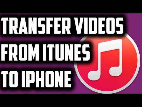 Transfer Videos From Pc to iPhone/iPad/iPod using iTunes iOS 8-9 2015!