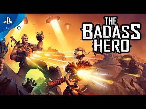 The Badass Hero - Gameplay Trailer | PS4