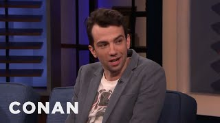 Jay Baruchel Is VERY Canadian - CONAN on TBS
