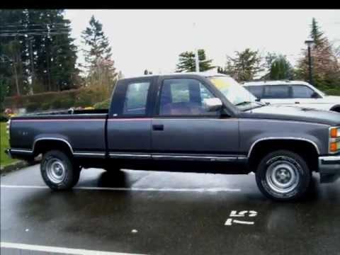 Cheap truck for sale - Chevrolet C1500 Silverado — $1,995 [SOLD]