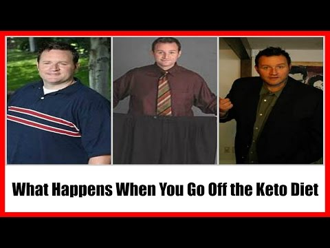 What Happens When You Go Off the Keto Diet