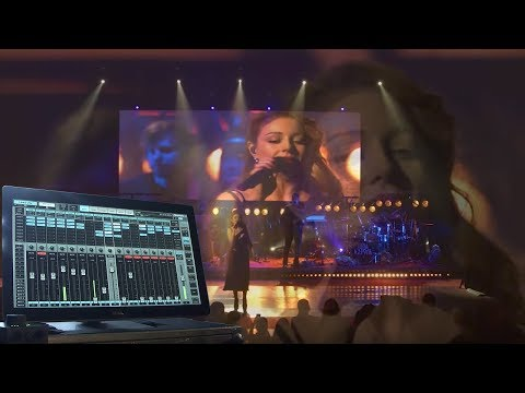 Live Sound, Studio Quality – Mixing Live with eMotion LV1 (in Russian, with English subtitles)