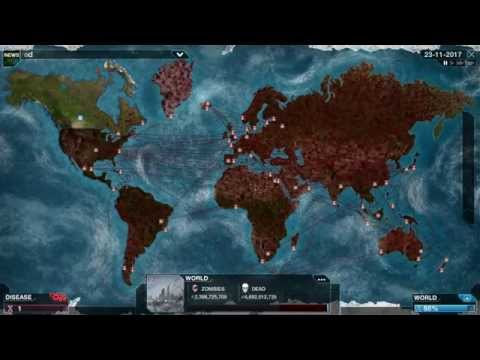 Plague Inc: Evolved - How To Beat Necroa Virus On Normal Difficulty