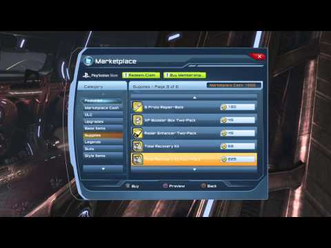 DCUO MARKETPLACE SALE MY BUYS SHOPPING SPREE