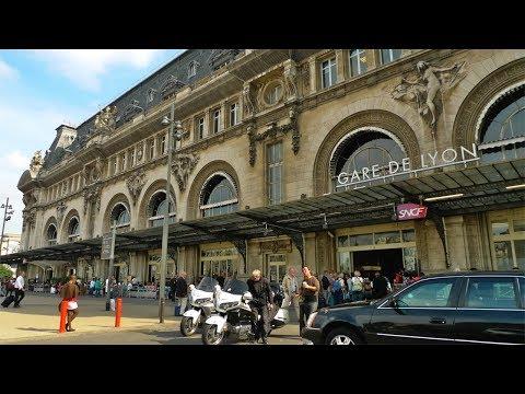 GARE DE LYON  Station in Paris ,