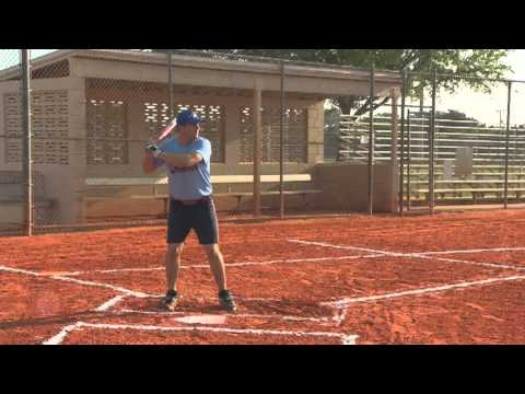 Complete Guide to Slowpitch Softball DVD: Power Hitting