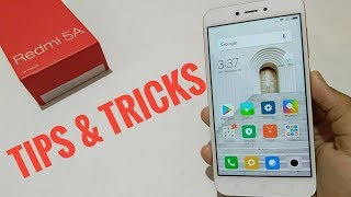 Xiaomi Redmi 5a Top 5 | Hidden Features Tips Tricks