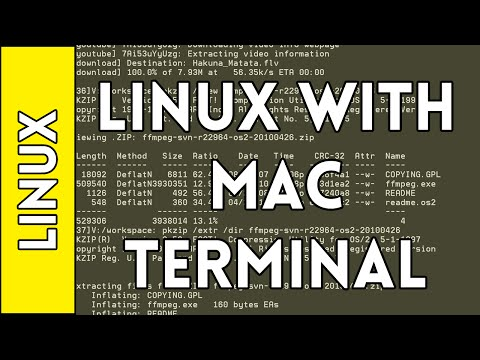 Remotely Connect to Linux Server with Mac Terminal (SSH)
