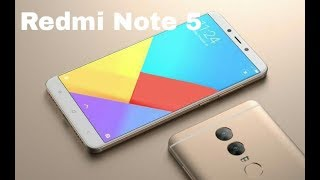 Redmi note 5 first look ( concept ) 2018 Launch date and specs