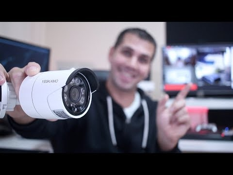 YESKAM WIRELESS CCTV SECURITY SYSTEM | REVIEW