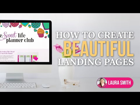 Create Landing Pages in Instapage