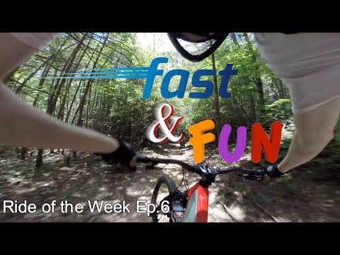Some fast Pisgah National Forest singletrack! | ROTW Ep.6