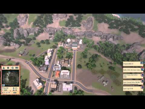 Tropico 4 - No One Left Behind Walkthrough Gameplay PC