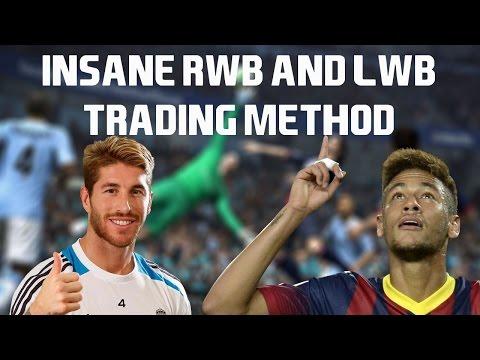 Insane RWB/LWB FIFA 14 Trading Method