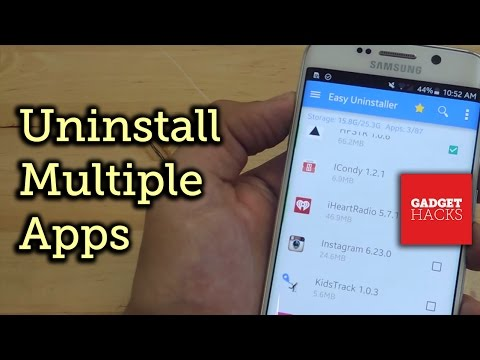 Easily Delete Multiple Android Apps on Your Phone or Tablet [How-To]