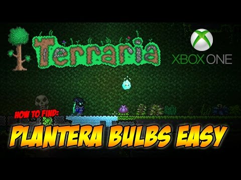 Terraria: How to Find Plantera Bulbs Easy (READ DESCRIPTION) (TERRARIA 1.3.4 TIPS/TRICKS)