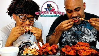Download HOT WING CHALLENGE! FATHER vs DAUGHTER Video