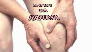 Mabisang Gamot para sa Rayuma - getplaypk
