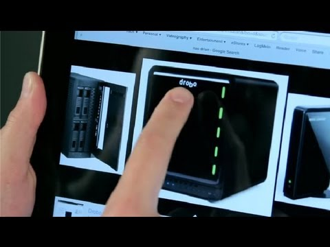 How to Access Seagate NAS From an iPad : iPad Tips