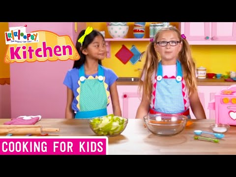 How to Make Cinnamon Sugar Apples   We're Lalaloopsy   Now Streaming on Netflix!