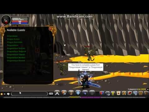 AQW How To Unlock Nulgath's Shop (Walkthrough)