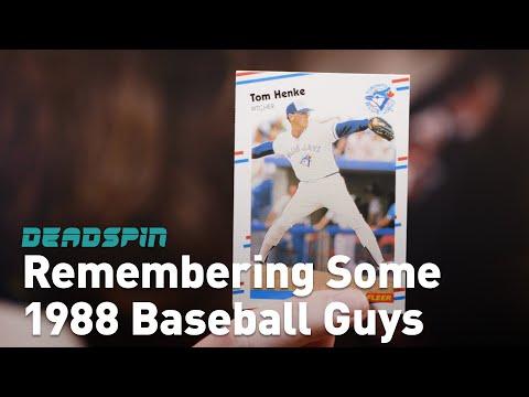 Mookie Wilson, Steve Kiefer | Remembering Some 1988 Baseball Guys