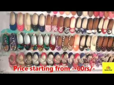 Cheaper market than sadar bazar ! wholesale market for retailer or online seller ! wholesale market