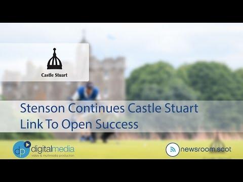 Stenson Continues Castle Stuart Link To Open Success