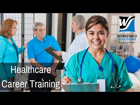 Healthcare Fast Track Career Training Programs
