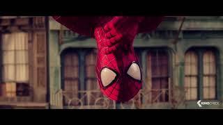 Spiderman dancing in despacito