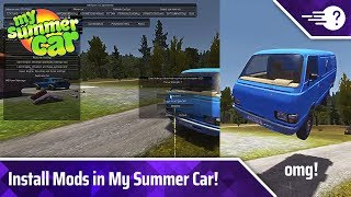 my summer car mod menu Videos - 9tube tv