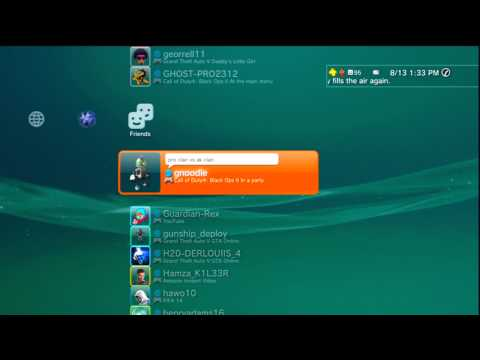 95 FRIENDS ONLINE PS3 NETWORK-WE ARE COMBINED