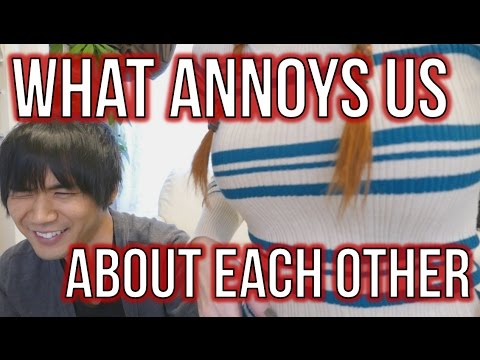 What annoys us about each other? Q&A #askRnJ