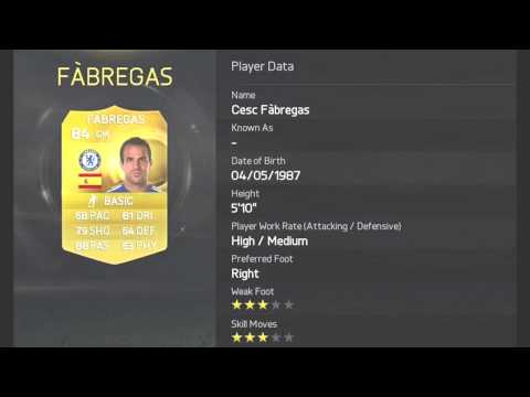 FIFA 15 TOP 50 PLAYERS COUNTDOWN !!!!!! WATCH NOW!!!!
