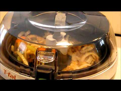 Fried Rice T-Fal Actifry Booger Style