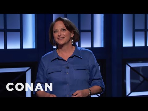 Cory Kahaney's Longest Relationship Is With Her Therapist  - CONAN on TBS