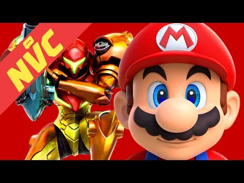 Metroid, Mario, and Oterrible News - Nintendo Voice Chat Ep 361