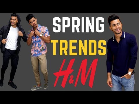 8 Best Spring Trends At H&M (Guys Should Buy Now)
