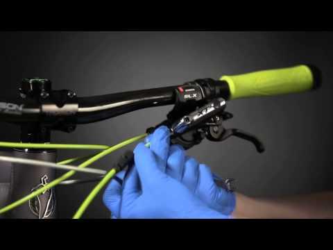 Jagwire Mountain Pro Quick-Fit Installation: Shimano XTR/XT M985/M785