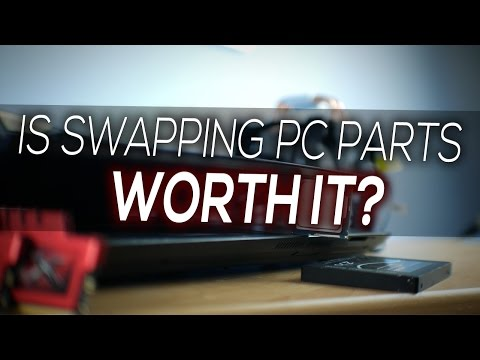 Is SWAPPING PC PARTS WORTH IT? Can my New (USED) Laptop Run GTA 5?