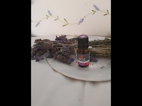 How to use Lavender oil for better sleep