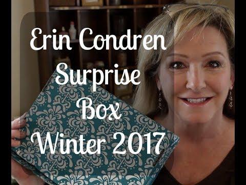 Erin Condren Surprise Box—Winter 2017