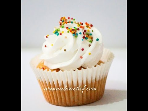 Eggless Vanilla Cupcake-Eggless Cupcakes (no butter no curd no Condensed Milk cake)