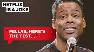 Chris Rock Reveals How Housewives Play Their Husbands | Netflix Is A Joke